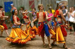 Masterclasses internationale folklore