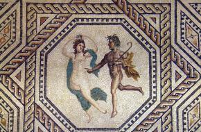 Carole Raddato. A Maenad and a Satyr.