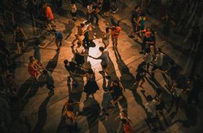 Dansateliers viert 25-jarig bestaan 1993 2011 2013 Gale Kristin