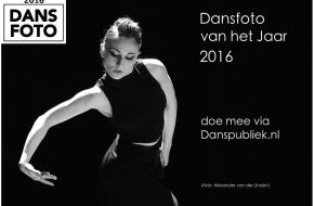 Dansfoto van het jaar 2016. © Alexander van der Linden