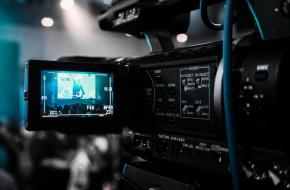camera video portfolio dans professioneel