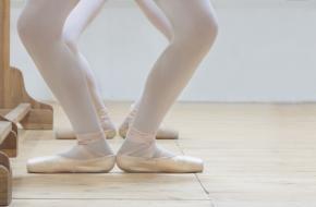 Plié, dans, ballet, tips, danstip