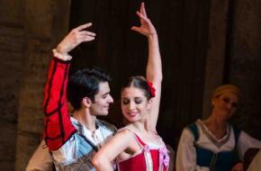 Constantine Allen nieuwe eerste Solist Le Grands Ballet Canadiens de Montréal