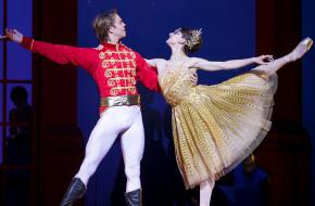 Het Nationale Ballet, Groot Britannie, Cindarella, London Coliseum