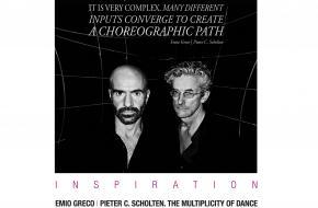 Jubileumboek over choreografen Emio Greco en Pieter C. Scholten