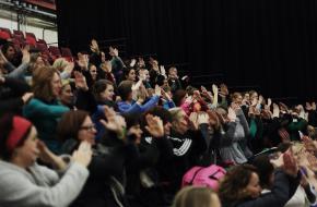 Foto Danspiratie Conferentie 2015:  Kim Doeleman