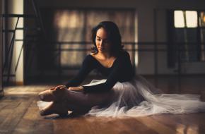 Ballerina Amanda Gomez