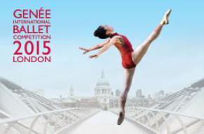 Genée International Ballet Competition 2015