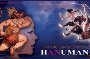 Samadhi Dance Company Hanuman