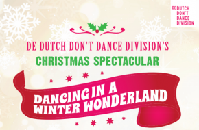 Dancing in a winter wonderland De Dutch Dont Dance Division
