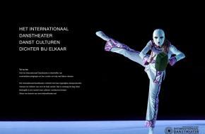 Advertentie Internationaal Danstheater. Bron: NRC Charity Award 2016