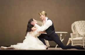 Foto: Angela Sterling - La dame aux camélias, het Nationale Ballet