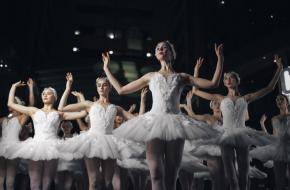 kostuum ballet ballerina dans kleding