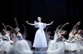 Foto: Angela Sterling - Giselle, het Nationale Ballet