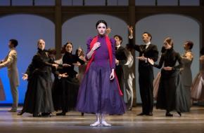 Mata Hari - Het Nationale Ballet, foto Marc Haegeman
