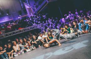 House Dance Forever, foto Sasha Box