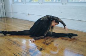 Ballerina Isabella Boylston