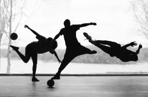 ISH brengt breakdance en freestyle voetbal samen in nieuwe dansfilm