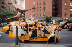 Jacob Jonas - Dancers Among Us, foto Jordan Matter
