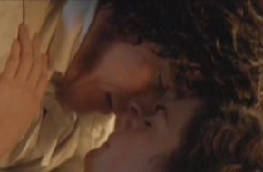 Toby Stephens en Ruth Wilson in Jane Eyre 2006.