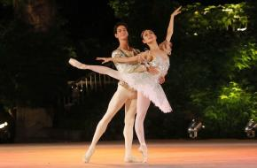 Jessica Xuan in Sleeping Beauty. Foto Viktor Viktorov