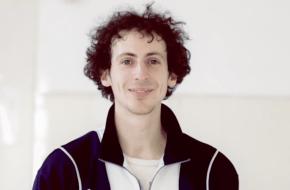 Joseph Simon maakt nieuw werk voor Danslokaal