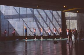 Dansopleidingen in het buitenland