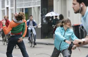 Jukeboxcity. Foto Joyce van Belkom
