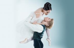 Het Nationale Ballet, La Dame aux Camélias, Igone de Jongh & Marijn Rademaker, Petrovsky & Ramone.