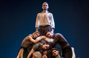 LEVE LARBI, Sidi Larbi Cherkaoui hedendaagse choreograaf I
