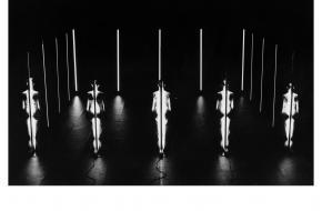 Lines (1979) van Krisztina de Châtel. Foto Bob van Dantzig