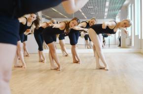 Foto: Wiep van Apeldoorn - Utrechtse Dansacademie
