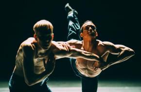Midnight Raga van het Nederlands Dans Theater. © Rahi Rezvani