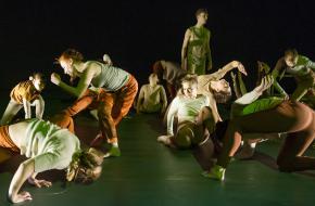 Moderne Theaterdans 1. © Nellie de Boer