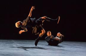 Dans van de Braziliaanse choreograaf Bruno Beltrão