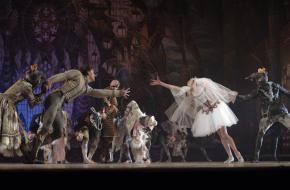 De Notenkraker - Kiev Ballet. Een magisch ballet voor alle leeftijden in twee bedrijven