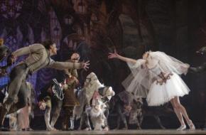 Kiev Ballet danst De Notenkraker