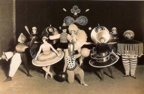 Oskar Schlemmer's Triadische ballet