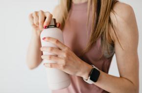 Fitbit smartwatch gadgets voor dansers