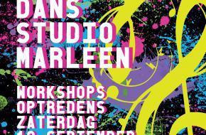 open dag jazz dansstudio marleen