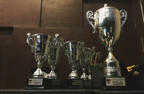 prijzen award winnen trofee