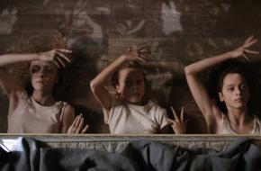 Dansfilm Sisters. Foto Casper van Oort