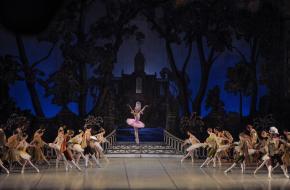 sleeping beauty ballet odessa Tchaikovsky