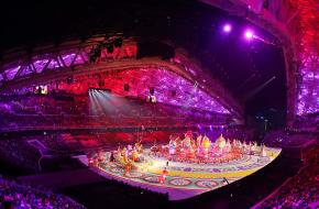 Sochi Winter Olympic Opening 2014