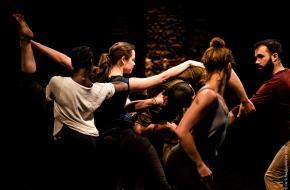 SOUL #2 Performers van Isabelle Chaffaud