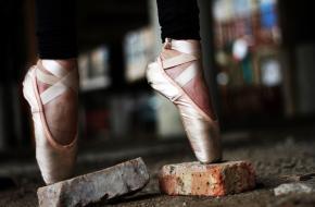 danseres spitzen réléve