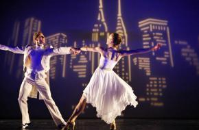 Ballet Blanc - De Dutch Don't Dance Divison, © Studio Oostrum