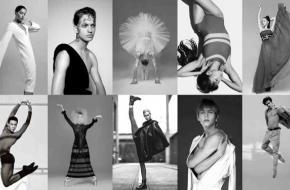 fashion composers agency ballet model Hannah de Klein Pascalle Paerel