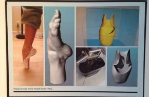 These shoes were made by printing - Dutch Design Week Eindhoven