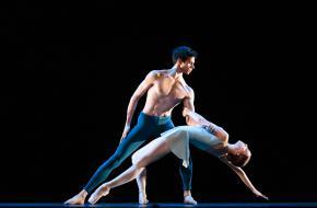 Trois Gnossiennes - Hans van Manen, bron Nationale Opera en Ballet